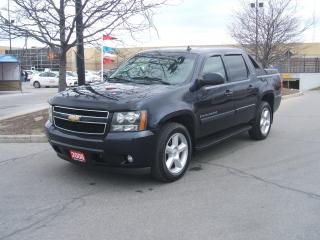 Used 2008 Chevrolet Avalanche LT 4X4 for sale in York, ON