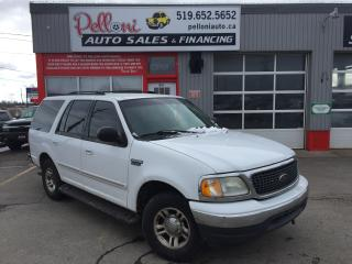 Used 2002 Ford Expedition XLT 9 PASSENGER AS-IS SPECIAL for sale in London, ON