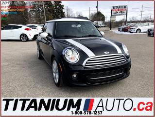 Used 2013 MINI Cooper GPS+Pano Roof+Heated Leather Seats+BlueTooth+ECO++ for sale in London, ON