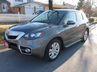 Used 2011 Acura RDX Tech Pkg for sale in North York, ON