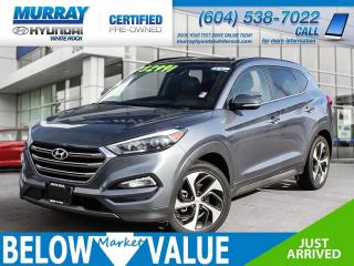 Used 2016 Hyundai Tucson Ultimate **NAVI**HEATED SEATS** REAR CAMERA** for sale in Surrey, BC