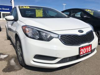 Used 2016 Kia Forte 1.8L for sale in Owen Sound, ON