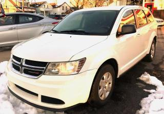 Used 2012 Dodge Journey SE for sale in St Catharines, ON