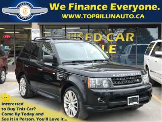 Used 2011 Land Rover Range Rover SPORT HSE for sale in Concord, ON