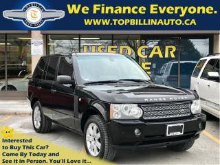 Used 2006 Land Rover Range Rover Certified for sale in Concord, ON