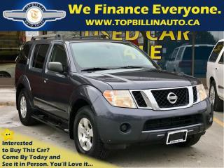 Used 2012 Nissan Pathfinder 4X4 2 Years Warranty for sale in Concord, ON