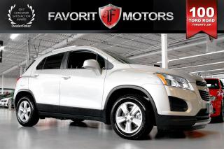 Used 2013 Chevrolet Trax 2LT | LTHR | BACK-UP CAM | BLUETOOTH for sale in North York, ON