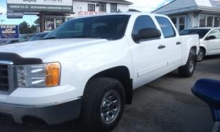 Used 2011 GMC Sierra SLE for sale in St Catharines, ON