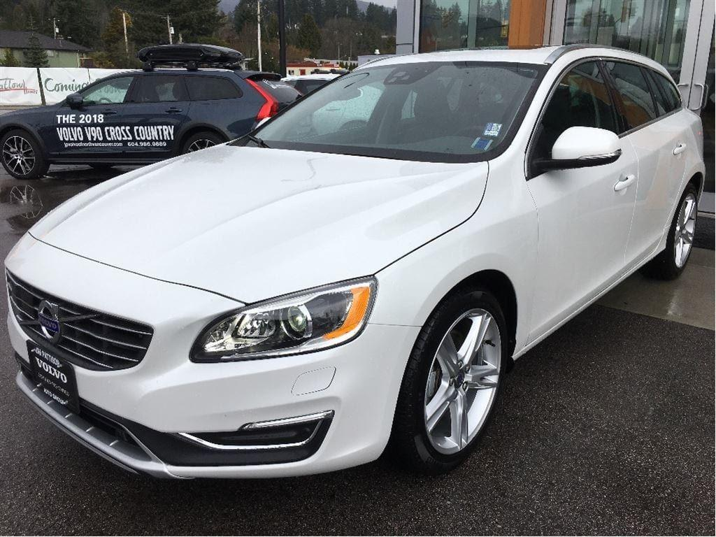 Used 2017 Volvo V60 T5 AWD Special Edition Premier for Sale in North ...