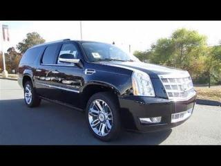 Used 2011 Cadillac Escalade ESV Navi, BSM, Heated/Cooled Seats for sale in Winnipeg, MB