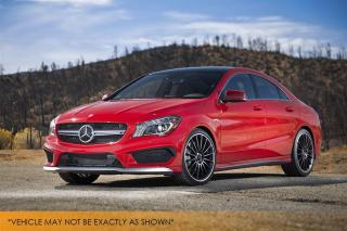 Used 2014 Mercedes-Benz CLA-Class CLA250 Prem Driving Assist PKG for sale in Winnipeg, MB
