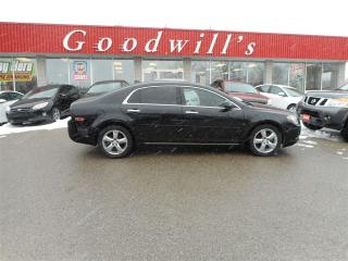 Used 2012 Chevrolet Malibu LT! PLATINUM! HEATED SEATS! REMOTE START! SUNROOF! for sale in Aylmer, ON