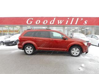 Used 2012 Dodge Journey SXT! FACTORY REMOTE START! for sale in Aylmer, ON