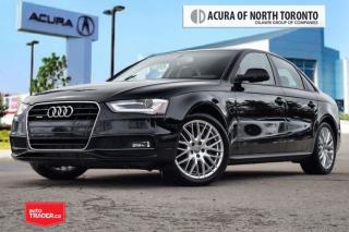 Used 2015 Audi A4 2.0T Komfort Quattro 8sp Tiptronic S Line| Heated for sale in Thornhill, ON