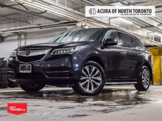 Used 2015 Acura MDX Tech at Navigation| DVD| Back-UP Camera| for sale in Thornhill, ON