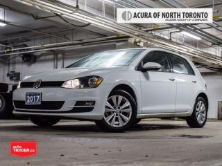 Used 2017 Volkswagen Golf 5-Dr 1.8T Comfortline 6sp at w/Tip Accident Free  for sale in Thornhill, ON