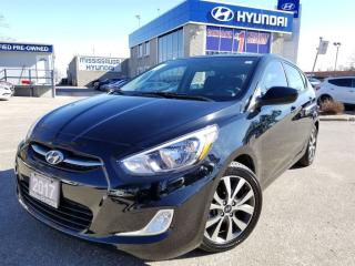 Used 2017 Hyundai Accent SESunroof-Alloy rims in very nice condition for sale in Mississauga, ON