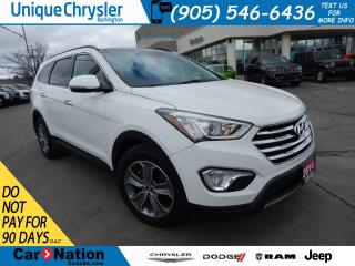 Used 2014 Hyundai Santa Fe XL XL|7 SEATER|DVD'S|PANO ROOF|LEATHER AND MORE for sale in Burlington, ON