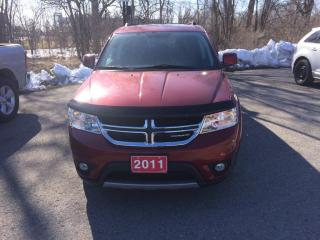 Used 2011 Dodge Journey SXT for sale in Morrisburg, ON
