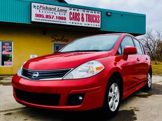 Used 2010 Nissan Versa 1.8SL for sale in Bolton, ON