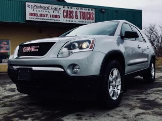 Used 2009 GMC Acadia SLE for sale in Bolton, ON