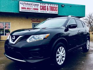 Used 2015 Nissan Rogue SV JUST ARRIVED!!!$124.80 BI WEEKLY! $ 0 DOWN! for sale in Bolton, ON