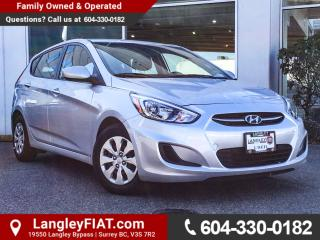 Used 2015 Hyundai Accent GL B.C OWNED! for sale in Surrey, BC