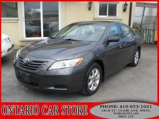 Used 2007 Toyota Camry LE SUNROOF !!!1 OWNER NO ACCIDENTS!!! for sale in Toronto, ON