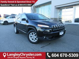 Used 2016 Jeep Cherokee North <b>*REMOTE START*8.4 TOUCHSCREEN*POWER LIFTGATE*<b> for sale in Surrey, BC