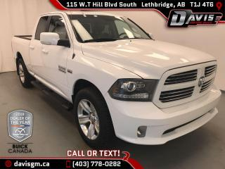 Used 2013 Dodge Ram 1500 Sport for sale in Lethbridge, AB