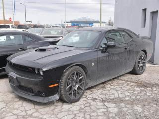 Used 2017 Dodge Challenger R/T 392 SHAKER, NAVIGATION, SUNROOF, ONLY 13,000 K for sale in Concord, ON