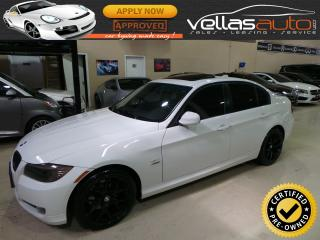 Used 2011 BMW 328 I XDRIVE| AWD| LTHR| SUNROOF| ALLOYS for sale in Woodbridge, ON