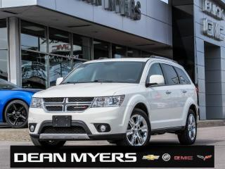 Used 2014 Dodge Journey RT for sale in North York, ON