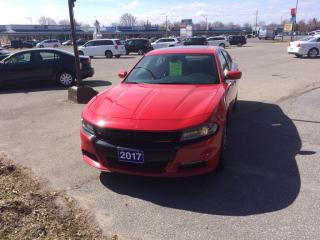 Used 2017 Dodge Charger SXT rallye edition awd for sale in Morrisburg, ON