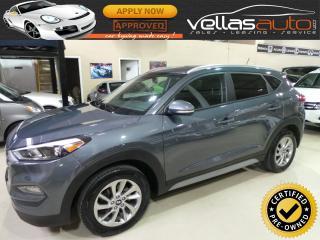 Used 2017 Hyundai Tucson PREMIUM| AWD| BLIND SPOT| HEATED SEATS for sale in Woodbridge, ON