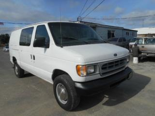 Used 1998 Ford Econoline Cargo Van CARGO FULL SIZE for sale in Coquitlam, BC