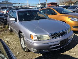 Used 1996 Infiniti I 30 4dr Sdn Auto w/Cloth for sale in Coquitlam, BC