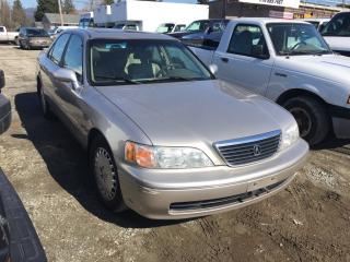 Used 1996 Acura RL 4dr Sdn w/Premium Pkg for sale in Coquitlam, BC