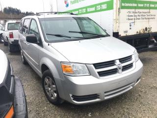 Used 2010 Dodge Grand Caravan 4dr Wgn SE for sale in Coquitlam, BC
