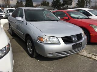 Used 2006 Nissan Sentra 4dr Sdn I4 Auto 1.8 S for sale in Surrey, BC