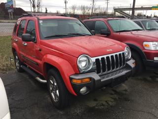Used 2004 Jeep Liberty 4dr Sport 4WD for sale in Surrey, BC