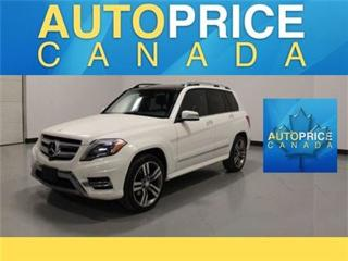 Used 2014 Mercedes-Benz GLK-Class GLK250 NAVI PANOROOF LEATHER for sale in Mississauga, ON
