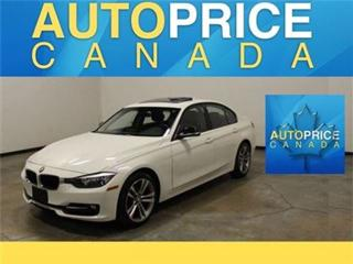Used 2015 BMW 3 Series XDrive NAVIGATION SPORT PKG for sale in Mississauga, ON