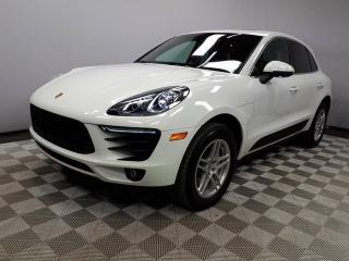 Used 2015 Porsche Macan Macan S - CPO - Traded in on new Macan for sale in Edmonton, AB