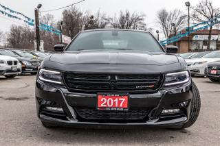 Used 2017 Dodge Charger RALLYE/NO ACCIDENT/NAVI/ROOF/ALLOYS/20INCH WHEELS for sale in Brampton, ON
