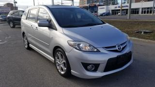 Used 2008 Mazda MAZDA5 GT, LEATHER, SUNROOF, 6 PASSENGER for sale in Scarborough, ON