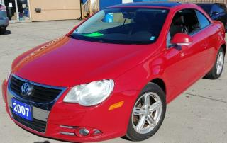 Used 2007 Volkswagen Eos 2.0T for sale in Hamilton, ON