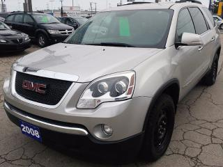 Used 2008 GMC Acadia SLT1 for sale in Hamilton, ON