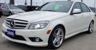 Used 2009 Mercedes-Benz C 350 3.5L for sale in Hamilton, ON