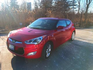 Used 2012 Hyundai Veloster 3 Door Coupe for sale in Milton, ON